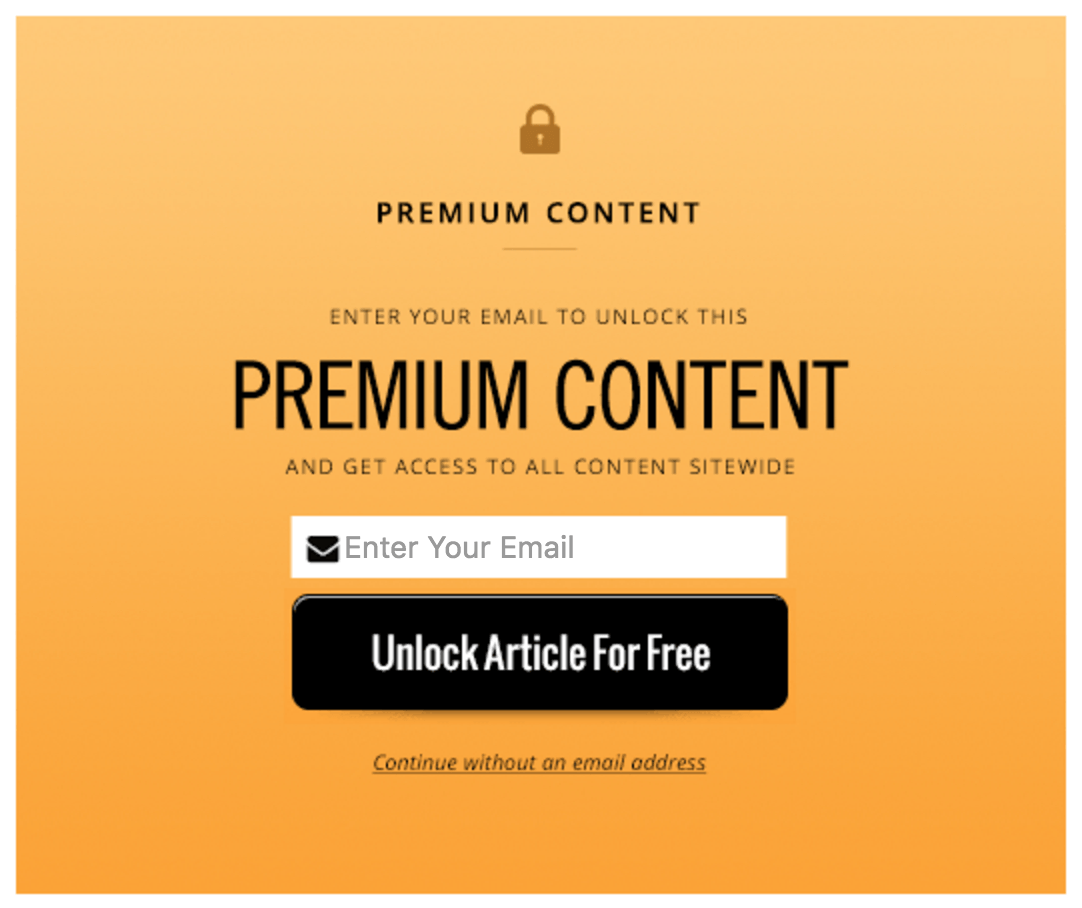 unlock article for free cta