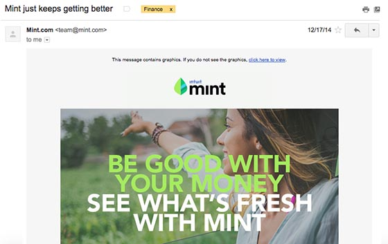 Mint retention email 560 2