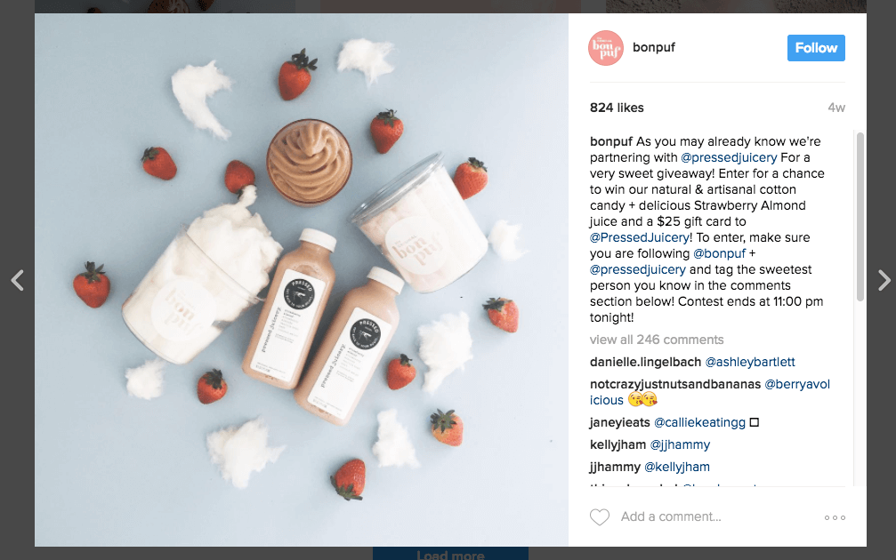 how to promote your business on instagram 8