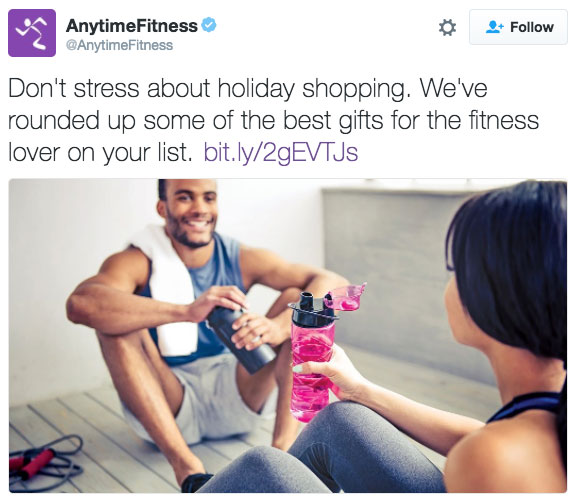 fitness social media anytime fitness 1